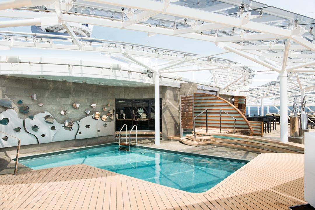 MSC Yacht Club: Pool